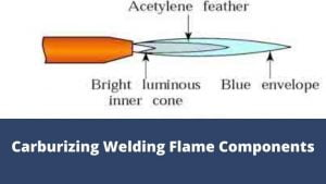 Carburizing Welding Flame Components