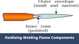 Oxidizing Welding Flame Components